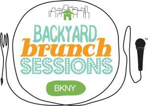 backyard brunch sessions logo