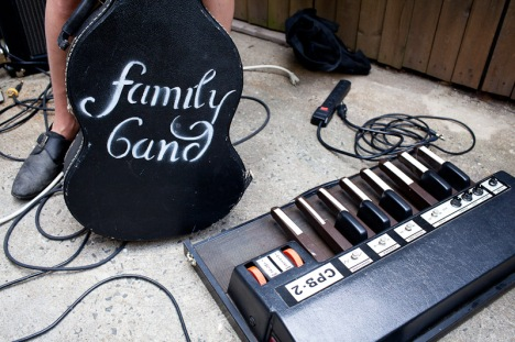 family band performance 3
